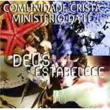 Comunidade Crista Ministerio Da Fe Deus[cd Original Lacrado]